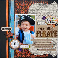 our little pirate *ST Holiday Idea Book 2009*