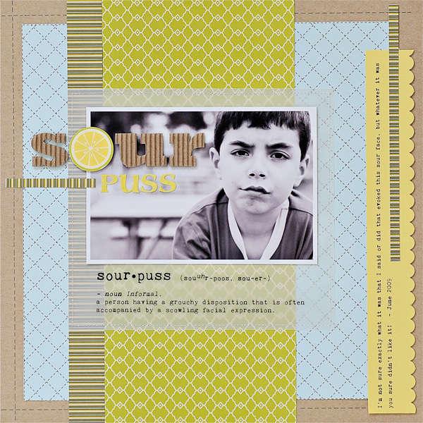 sourpuss **SBE June 2011**