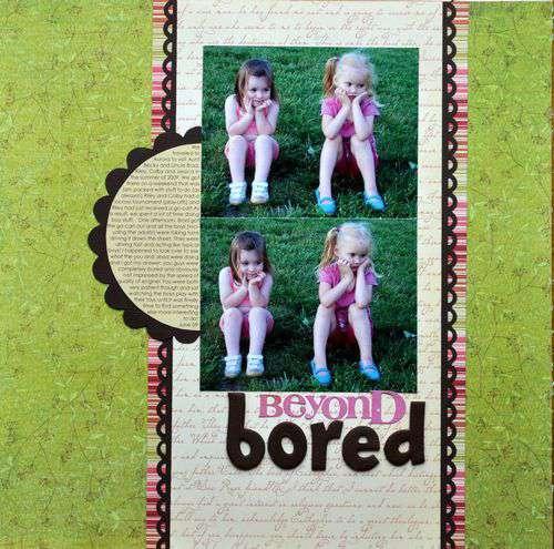 beyond bored