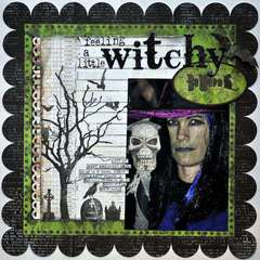 feeling a little witchy