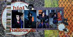 h1n1 halloween