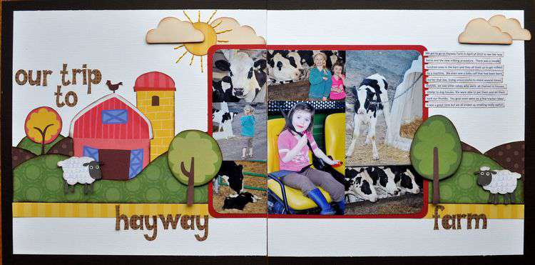 our trip to hayway farm