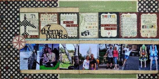 7 theme parks