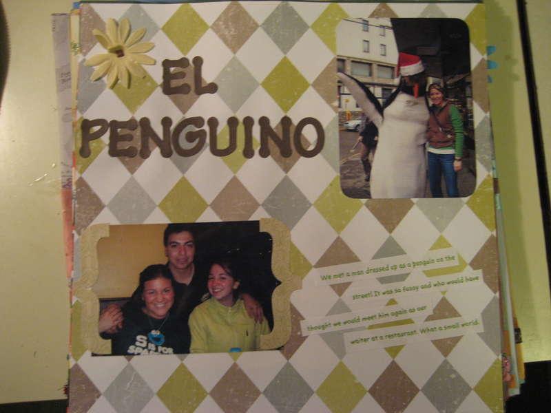 El Penguino (The Penguin!)