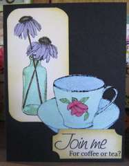 Join me for coffee