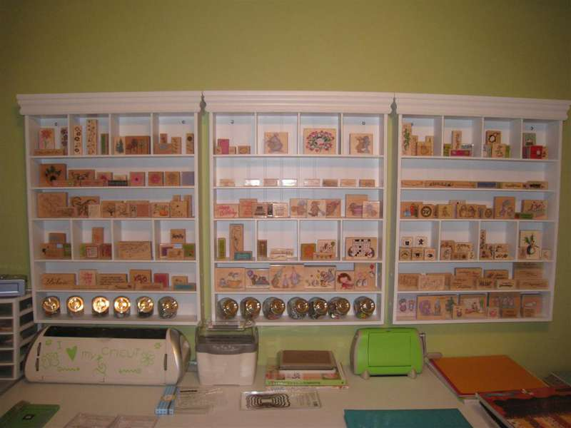 Stamp Shelves