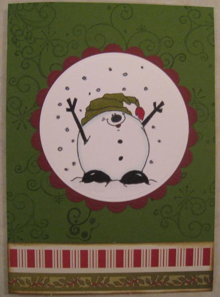 Let it Snow 2012