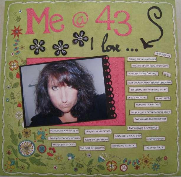 Me @ 43