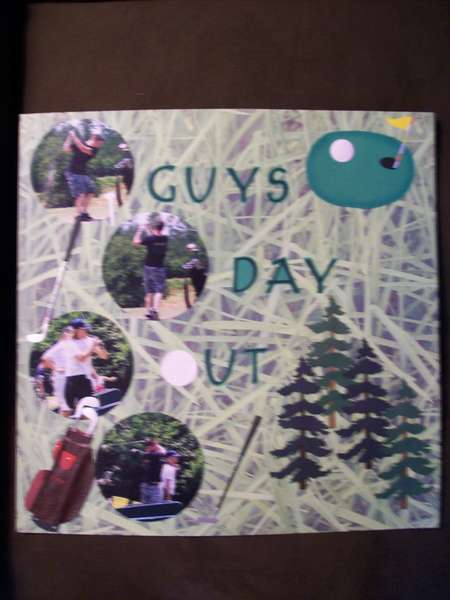 Guys Day Out