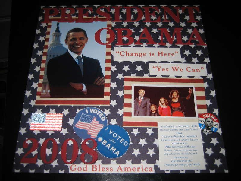 Obama Layout