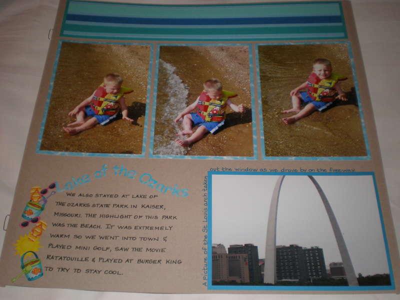 At the Lake-right page 2
