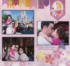 Disney Princess (right)