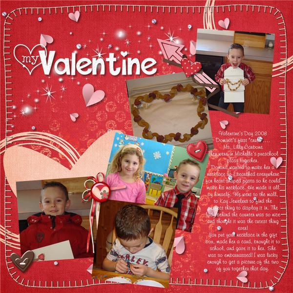 Valentine's Day 2008