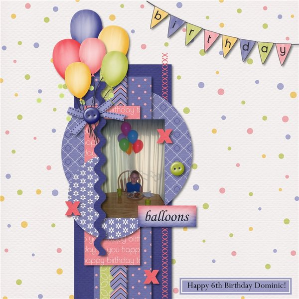 A Birthday Diva by Lindsay Jane Designs