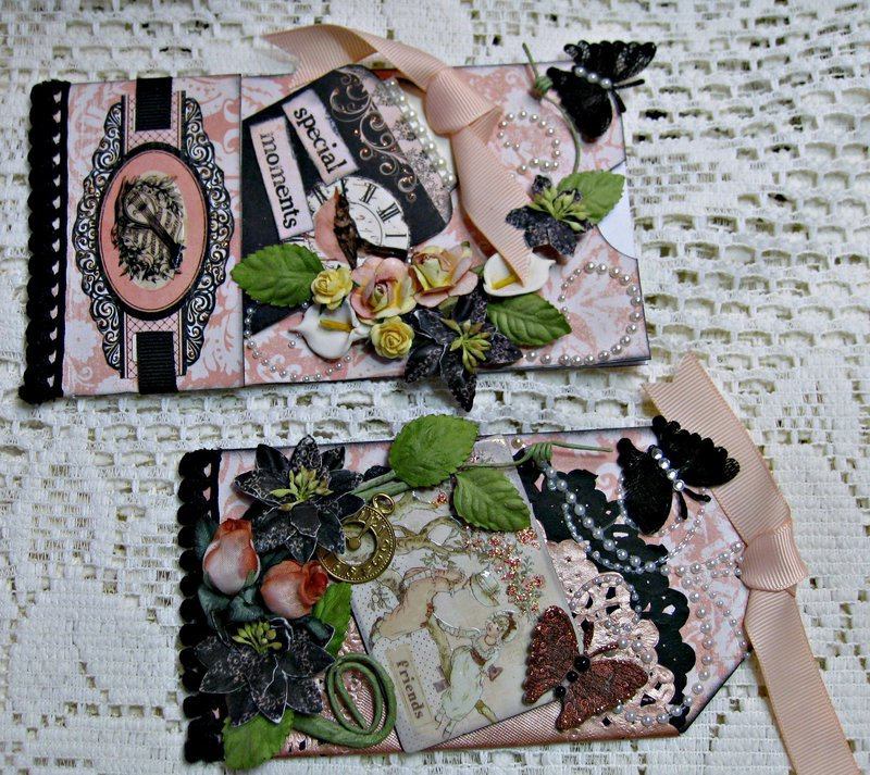 Tag in a Bag Swap (Martica's Swap)
