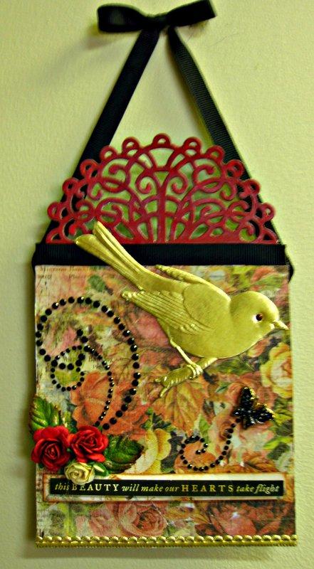 Bird Tag 6 of 6  ~ Martica's Swap
