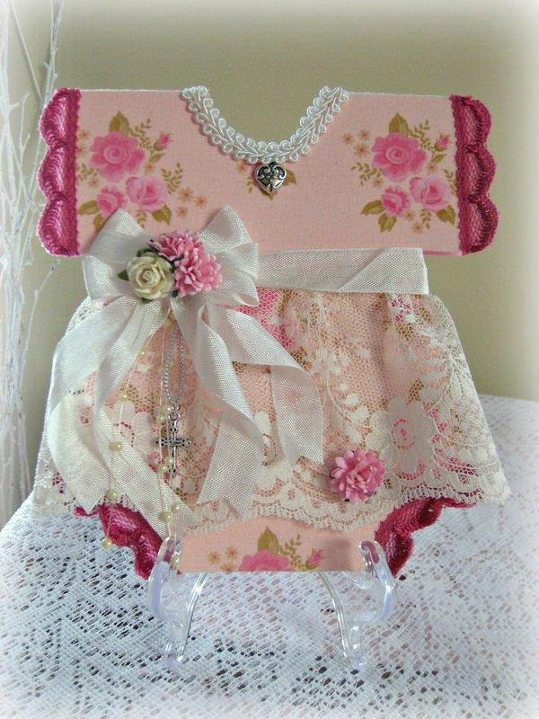Card 14 - Newborn Girlie