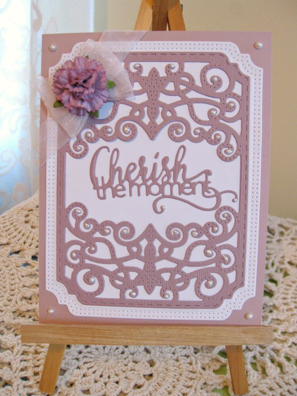 Card 29 ~ Cherish