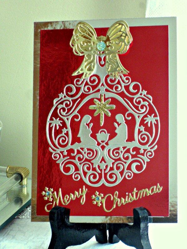 Christmas in July/July JLB Card #4