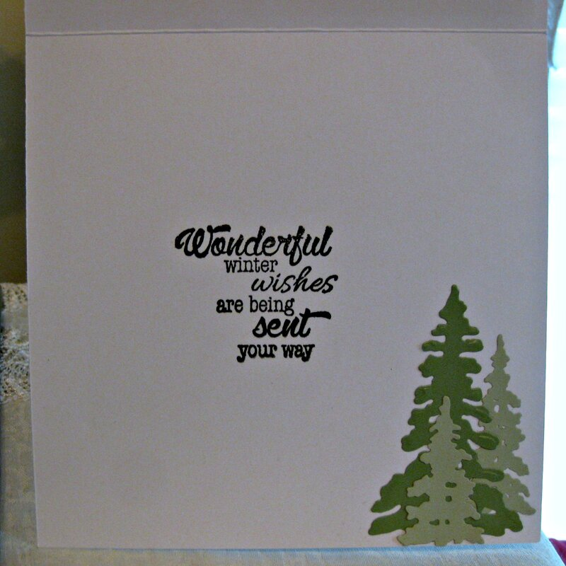 Christmas in July & July VLB ~ Christmas Card 2