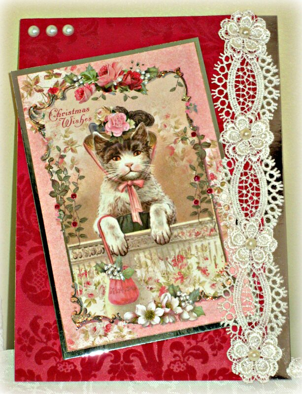 July VLB & Christmas in July ~ Card 3