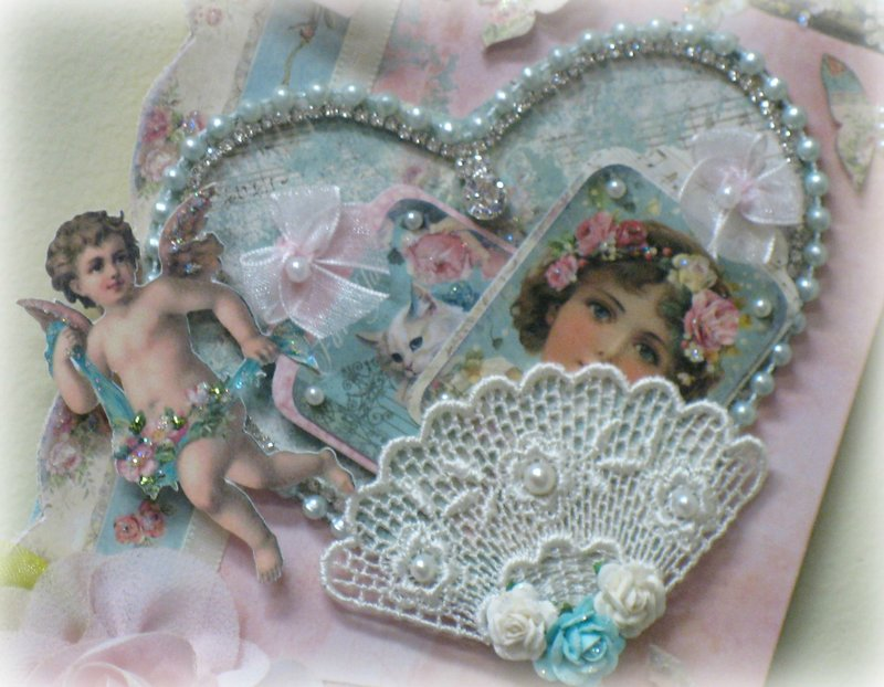 Very Valentine Tag Swap Hosted by Donna (bonprof)