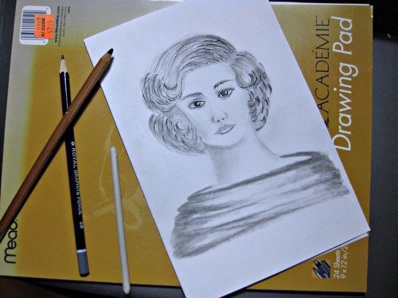 Photo Fun ~ Drawing
