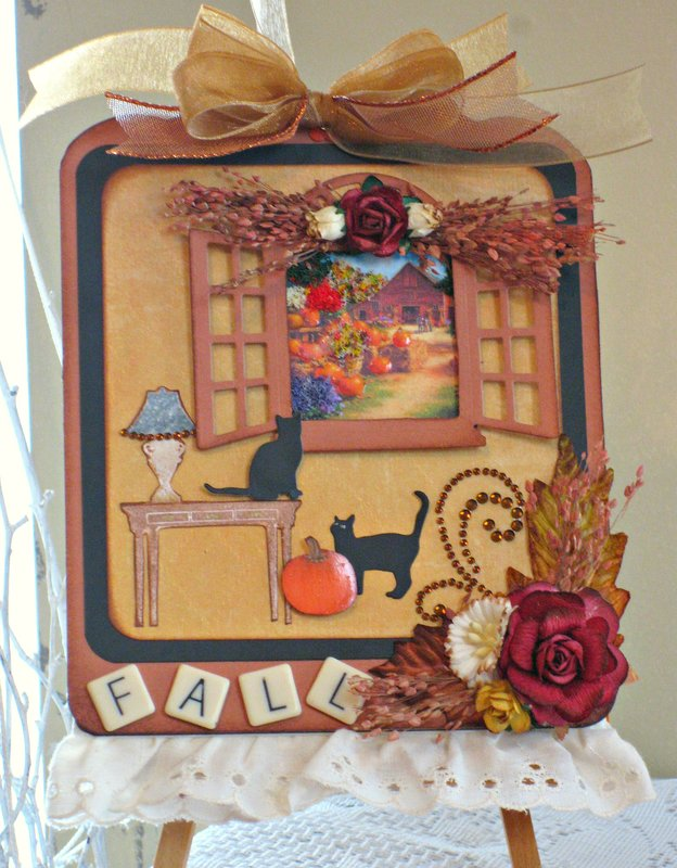 Autumn Tag Swap hosted by Donna (bonprof)