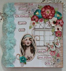 ROUND ROBIN Page for Laura