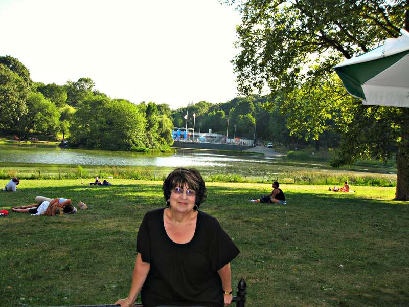 Just Me at Central Park