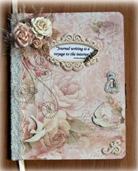 Reneabouquets October Altered Composition Book Swap!