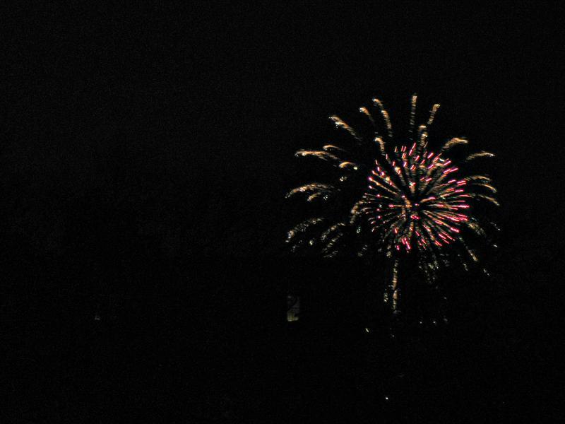 POD 1 ~ Fireworks ~ Happy New Year