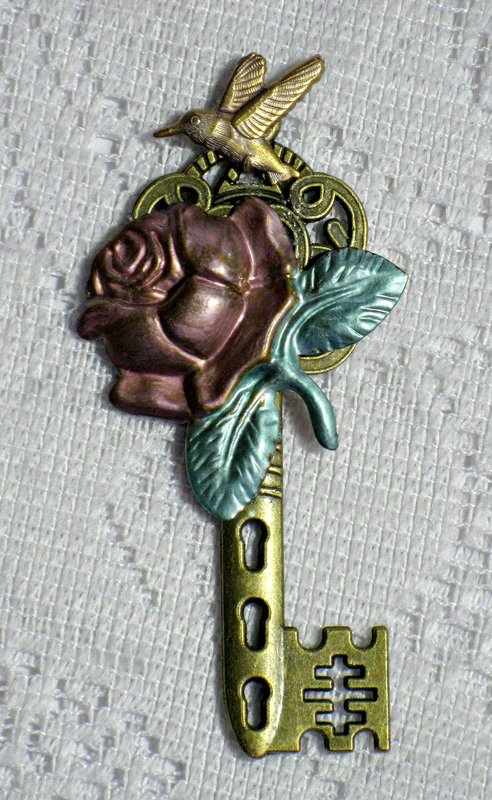 Altered Key ~ The Rose