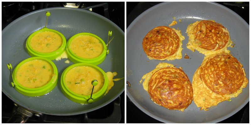 Scallion Ooops Pancakes