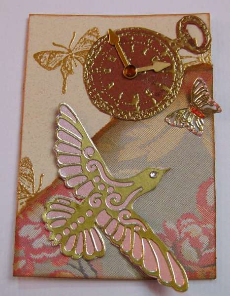 ATC SWAP ~ Time Flies