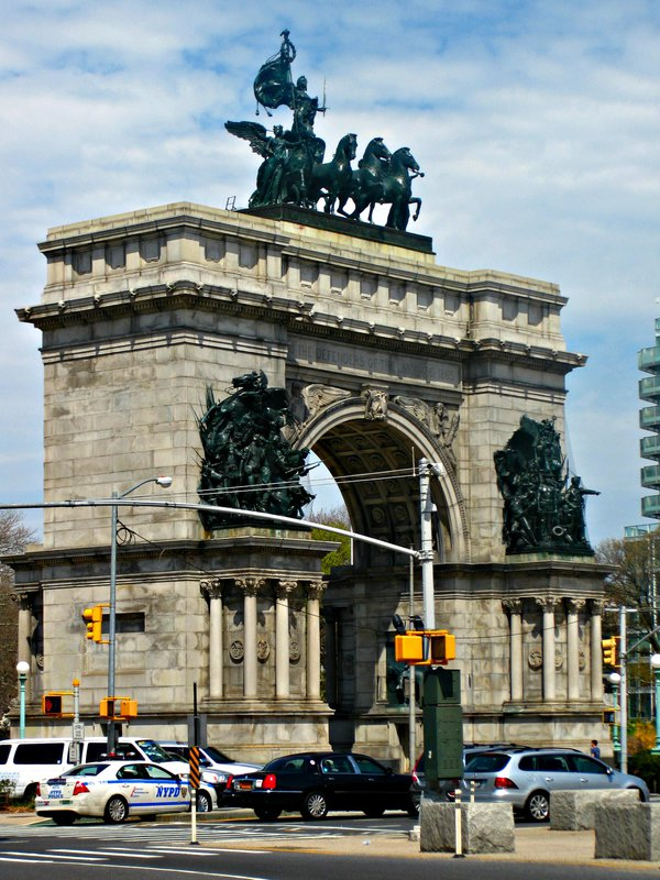 Soldiers and Sailors Arch