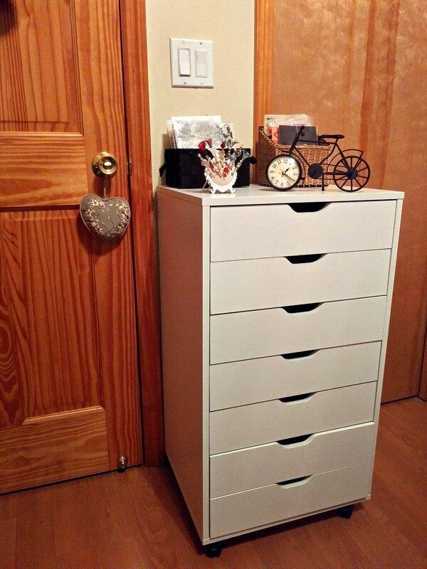 Cardstock Cabinet