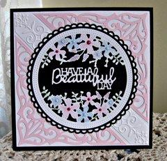 Card 28 ~ Beautiful Day