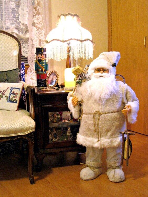 Santa arrived early