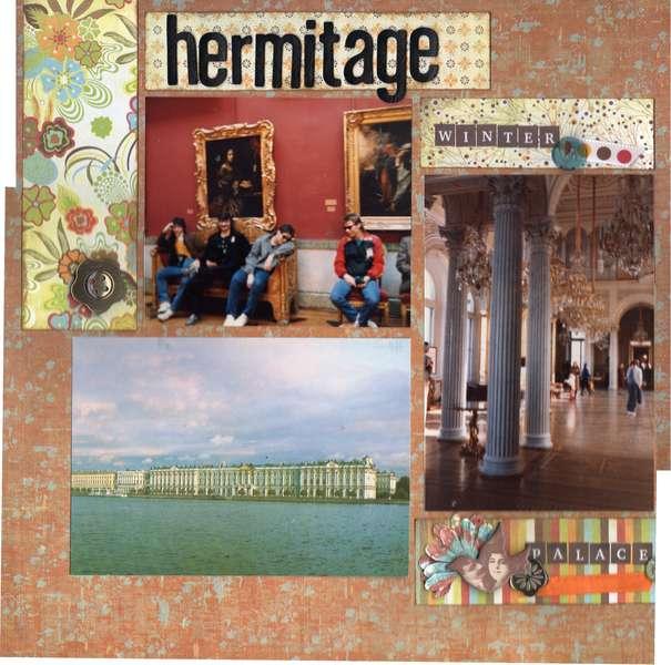 Hermitage-winter palace