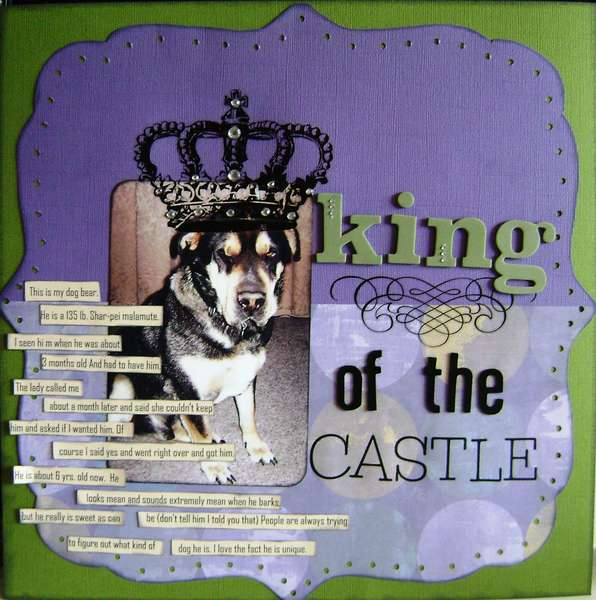 King of the castle