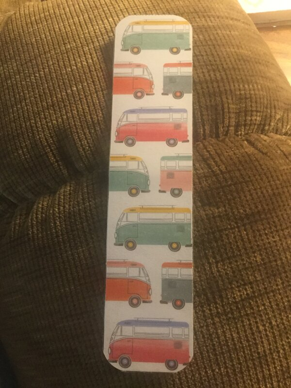 Volkswagen Bookmark