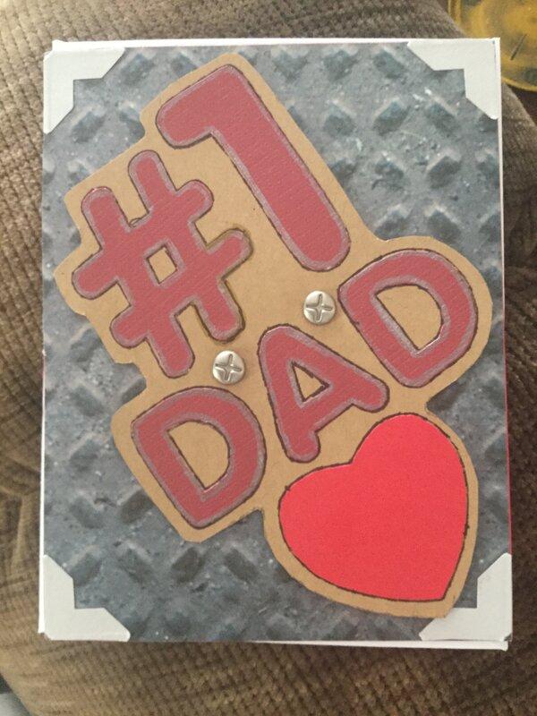 Happy Valentine's Day Dad!