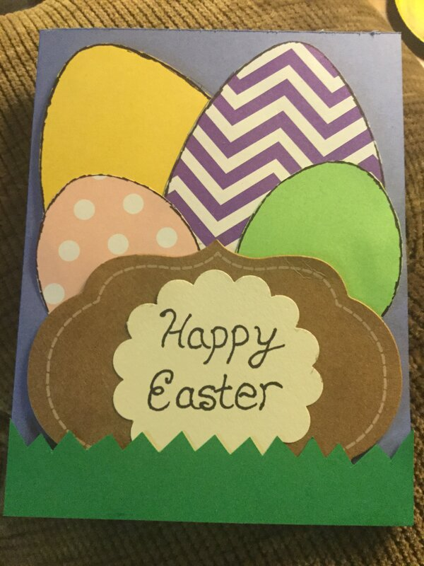 Easter Card 2019