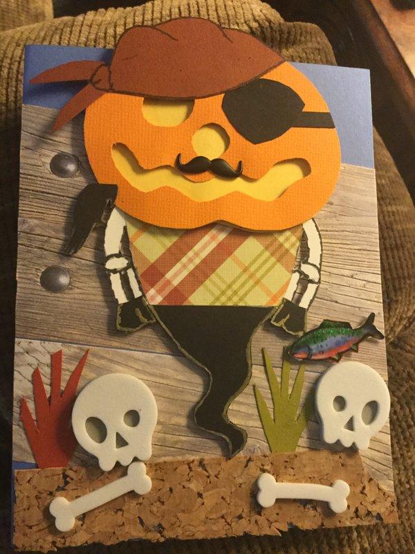 Halloween Card 9