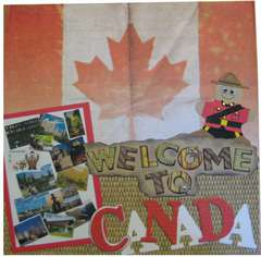 Postcards from Canada