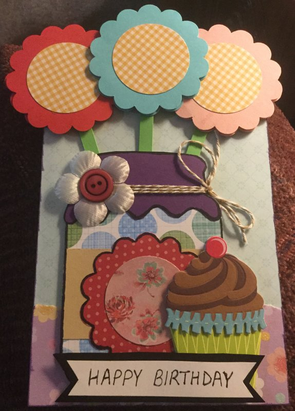 Birthday Card Full of Gifts