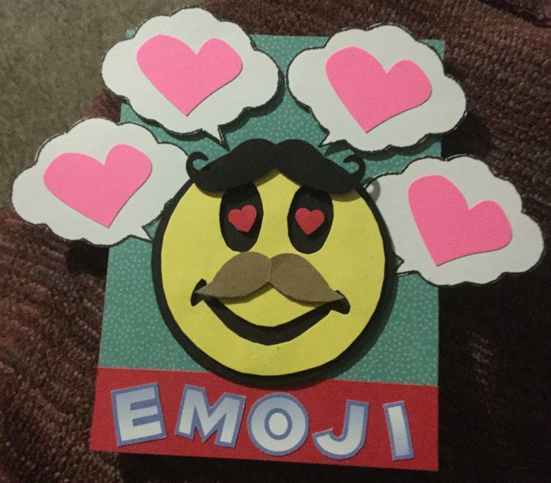 Emoji Card