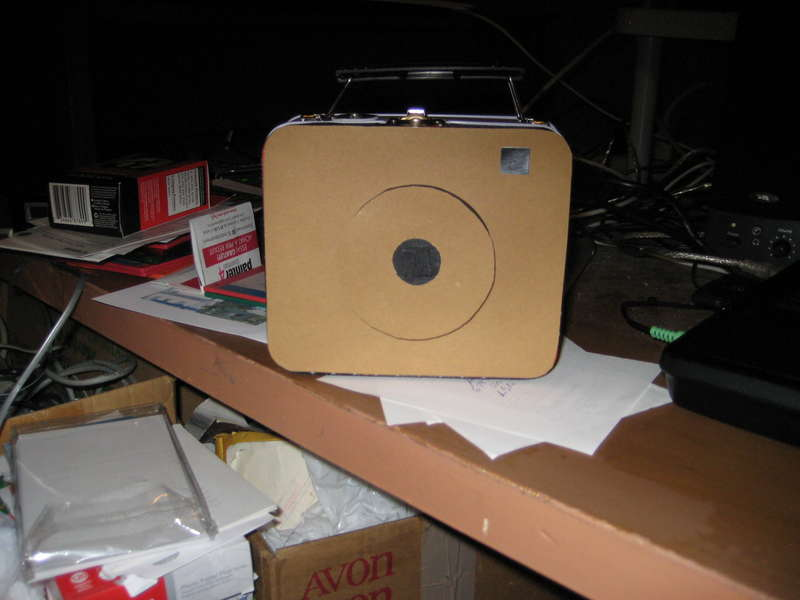 Camera Lunchbox