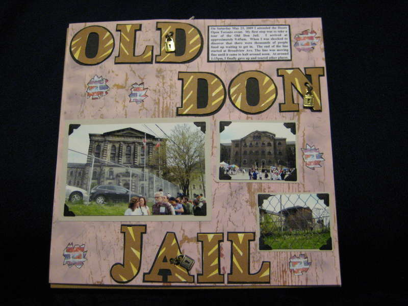 Old Don Jail
